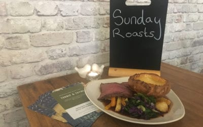 Sunday roasts with Team Turnip